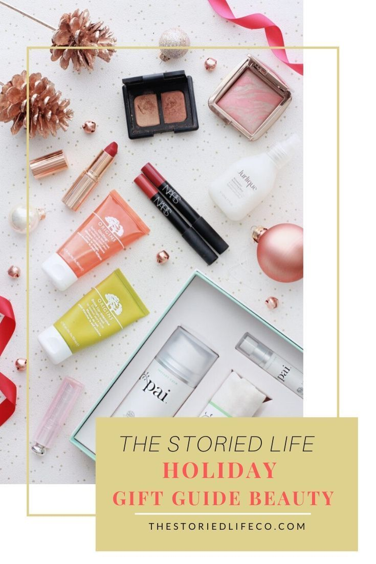 Beauty Gifts Holiday Gift Guide 2019 With Images
