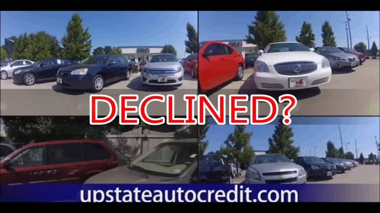 Used car dealers Rochester NY, Bad Credit Auto Loans, Bad