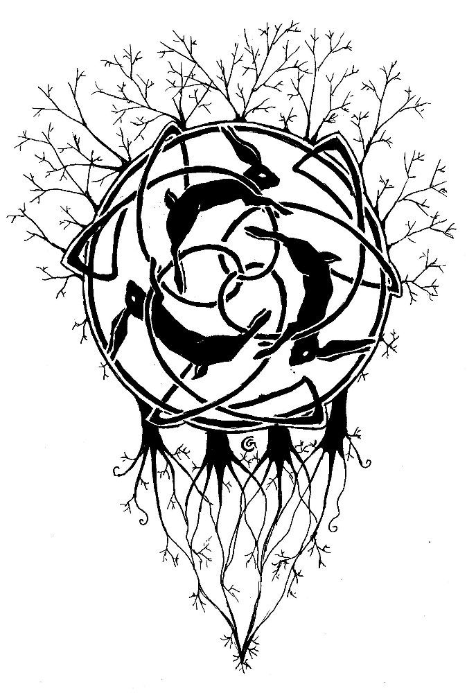 Celtic animal symbols and meanings - photo#34