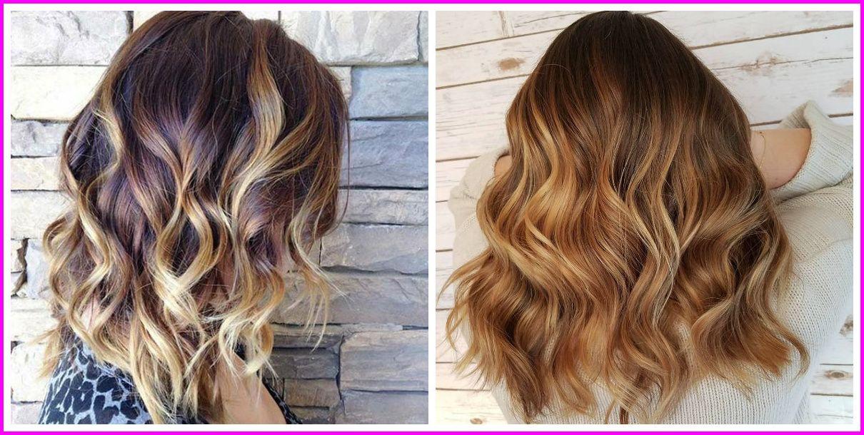 Balayage Haarfarbe 2019 Top Trendige Balayage Farben Für Ihren