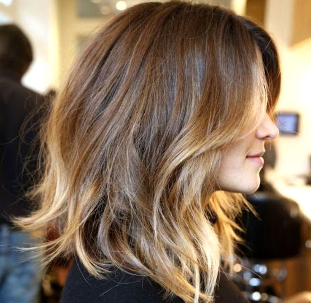 Sombré, Splashlights, Bronde and More New Hair Coloring Techniques ...