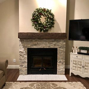 Wall Mounted Wine Rack 4 Bottle Vertical Wine Rack Wine Etsy Corner Fireplace Makeover Home Fireplace Wood Mantle Fireplace