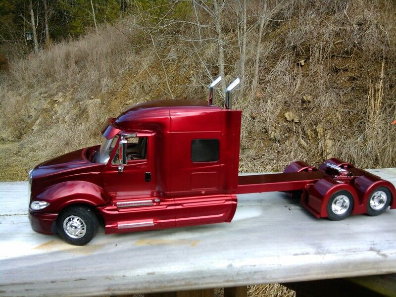 International Prostar Model Truck Kits Plastic Model