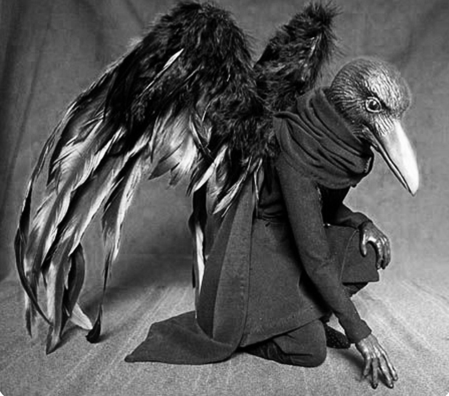 Raven Man