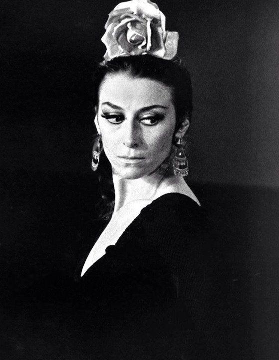Great Maya Plisetskaya as Carmen !!!