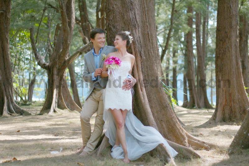 Phuket Wedding – Polina & Vova | Thai Marriage Planner