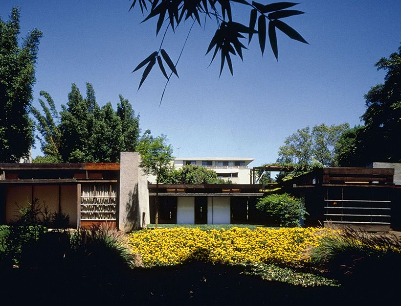 The Los Angeles Art & Architecture Guide Schindler house