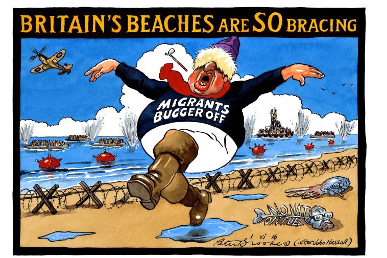 Peter Brooke S Boris Johnson And Brexit Boris Johnson