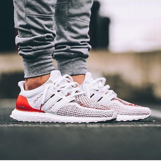 adidas Ultra Boost Multicolor repinned vom GentlemanClub