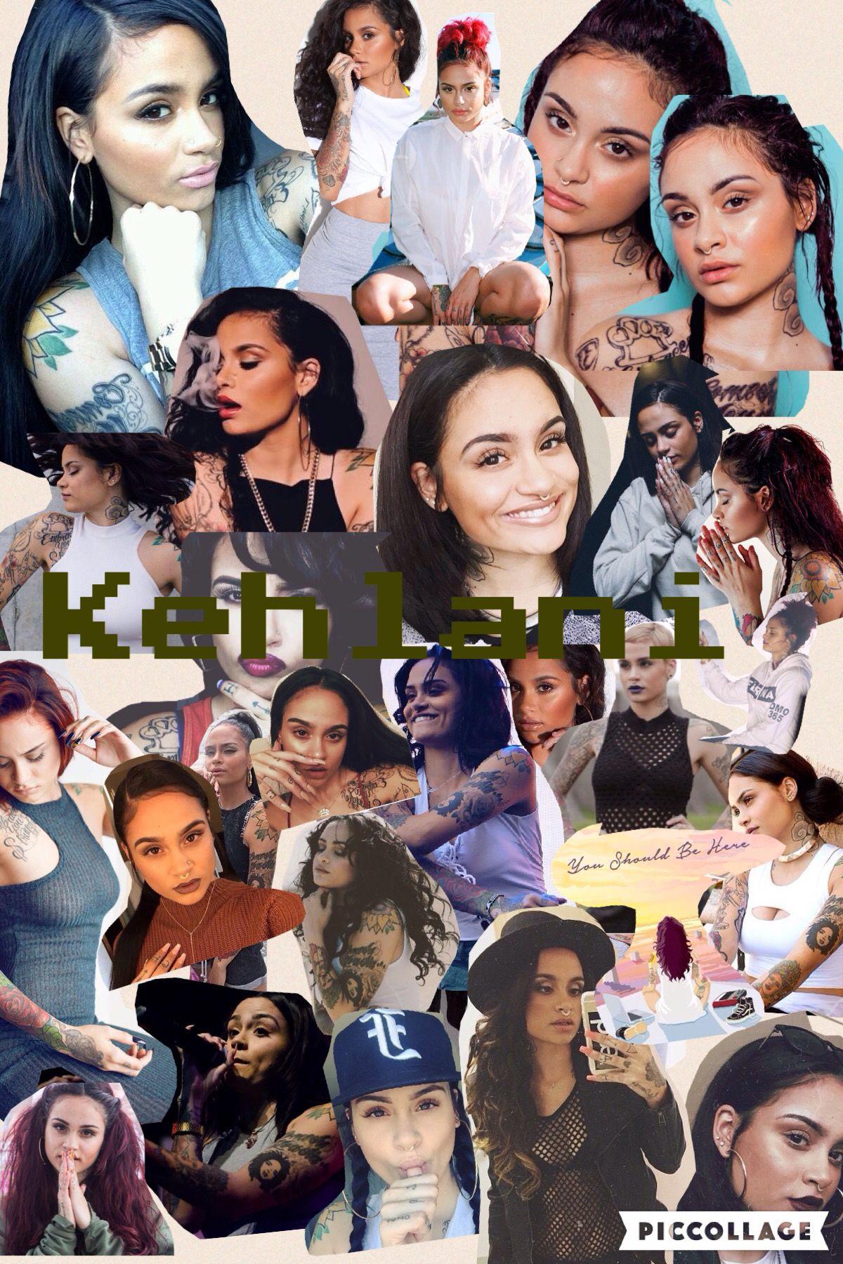 Kehlani Aesthetic Wallpapers Kehlani Photo Collage