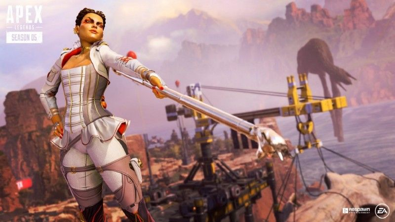 Apex Legends Loba Arrives Tomorrow In 2020 Game Master Legend Female Characters