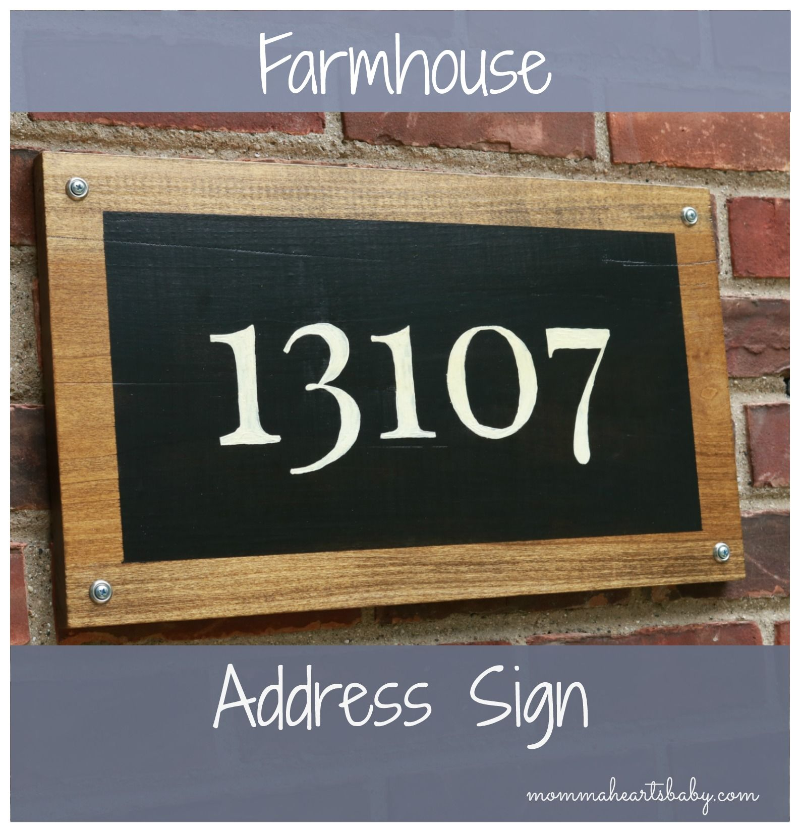 6 x 8 in Slate Signs Blank Plaques Rustic Decor Pre-Drilled Door Number Wedding