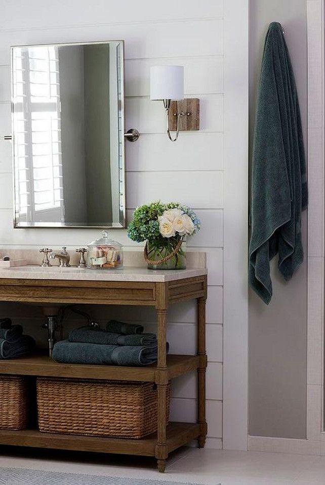 Bathroom Vanity Baskets open bathroom vanity with baskets. bathroom with horizontal