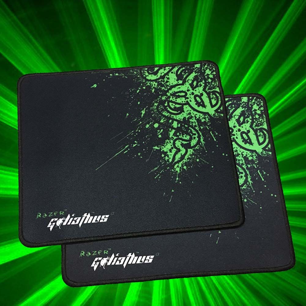 gaming mouse mouse pad