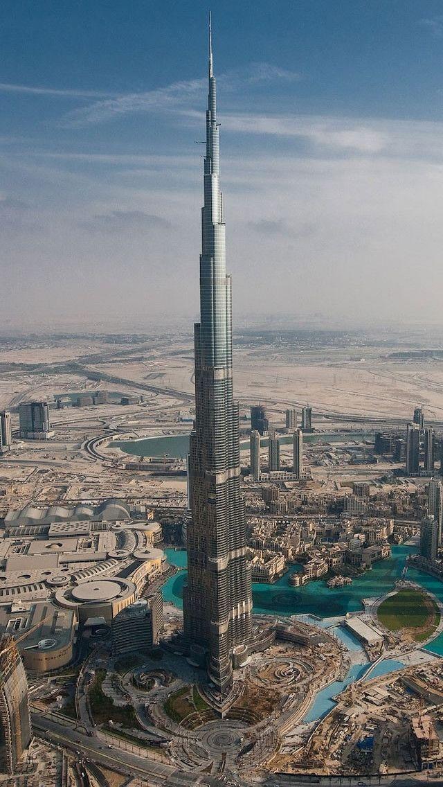 The Tallest Tower Burj Khalifa Dubai Khalifa Dubai Dubai Architecture Burj Khalifa