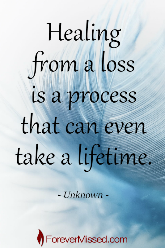 the loss of a loved one is painful grief can be overwhelming but