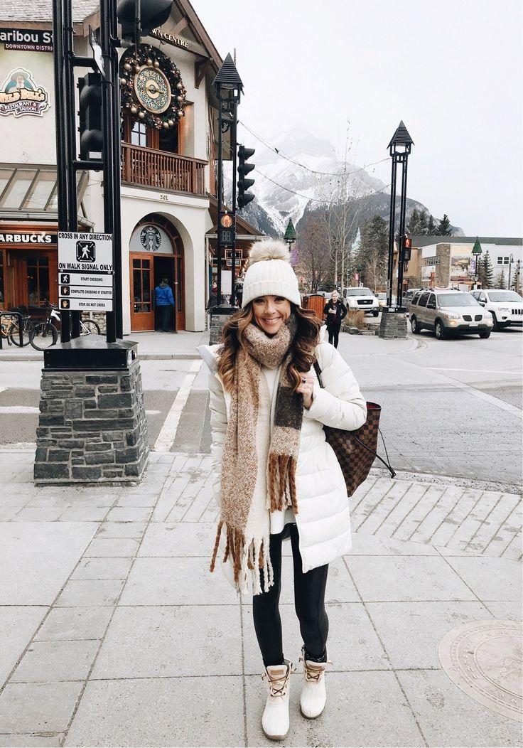 Winter Trip To Canada - Banff, Lake Louise, Emerald Lake   Alyson Haley