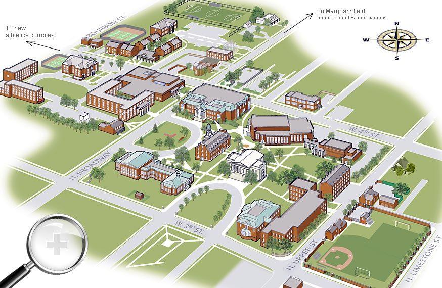 campusmap2012jpg 874570 Uni Campus Map Pinterest