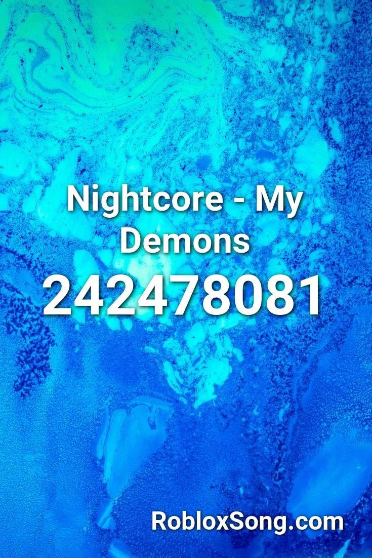 Pin By Erickmaldonado On Roblox Roblox Nightcore Demon