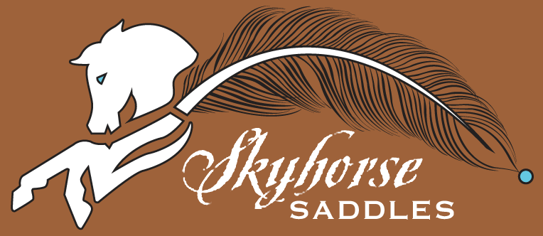 Skyhorse Saddle Company makes Custom Saddles, Fine Western