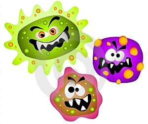 Play find the germs game.  Give kids clipboard with pics of germs and then place germs around the house for them to find.