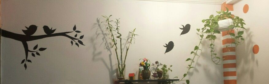 Wall painting and decoration