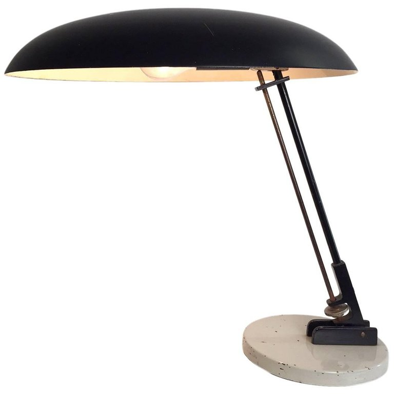 Nedalo Table Lamp Holland 1950 Lamp Table Lamp Modern Furniture