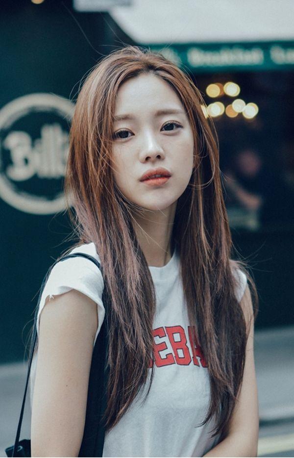 40 cute korean haircuts for long hair  korean hairstyle
