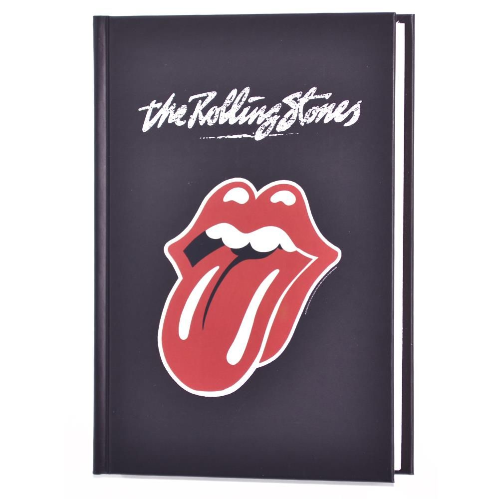 Deffter Music Of The Word Rolling Stones Cizgili Not Defteri 14x20 Cm 64742 2