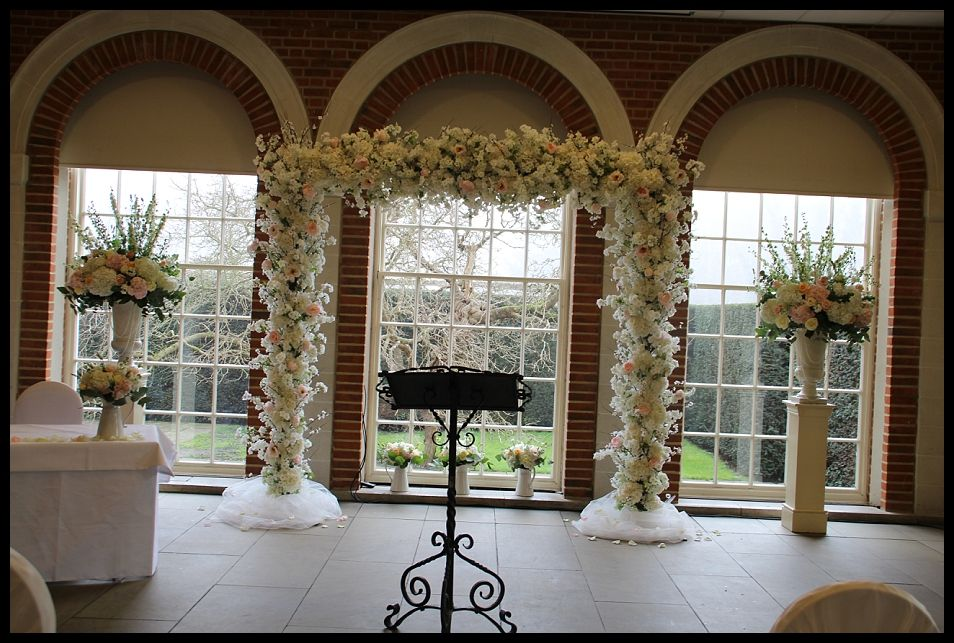 Wedding Arch For Hire In Surrey And Berkshire Ceremony From A At