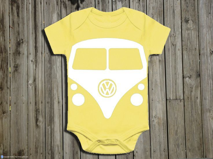 Baby Shower Gifts Hipster ~ Cool volkswagen 2017: baby gift. baby boy clothes. baby girl