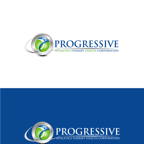 Progressive Athletics Therapy Health Corporation Design A Professional Logo For Path Corporation Professional Logo Monogram Logo Progress