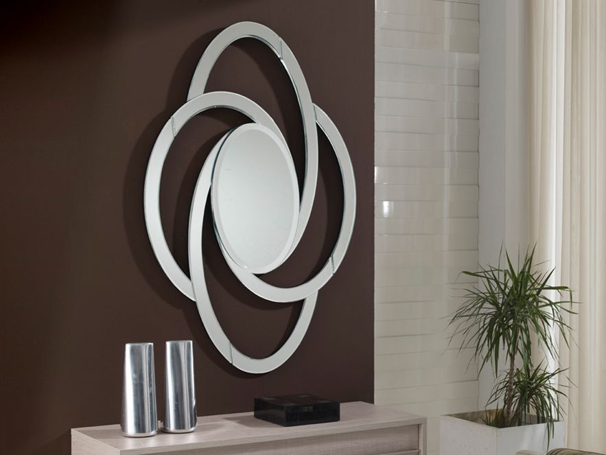 Espejos de cristal modelo abis decoracion beltran tu - Decoracion de espejos ...