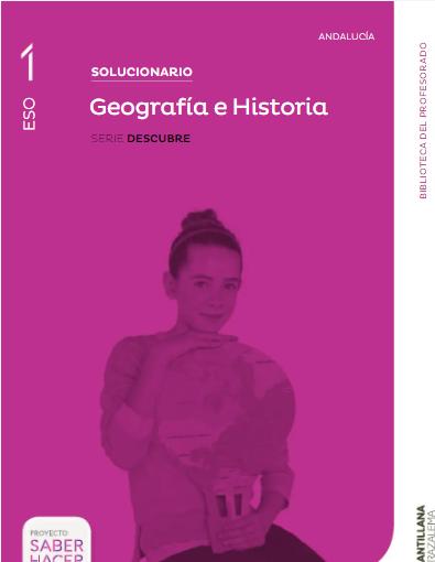 Solucionario Geografia E Historia 1 Eso Santillana Pdf Geografia E Historia Geografía Mapa Fisico De España