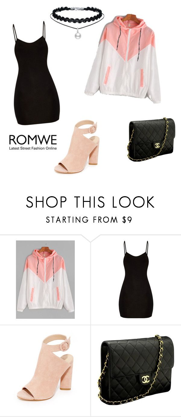 """""""style"""" by setici ❤ liked on Polyvore featuring Kendall + Kylie and Chanel"""