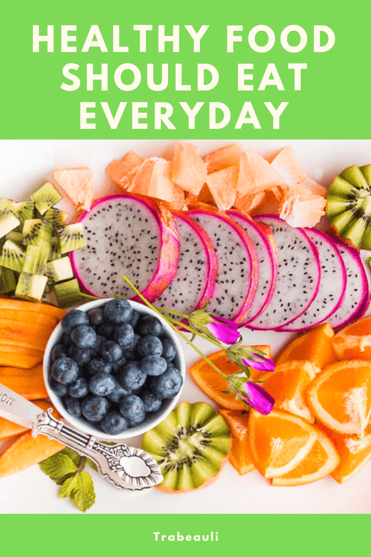 List Of 15 Nutritious Healthy Foods To Eat Every Day