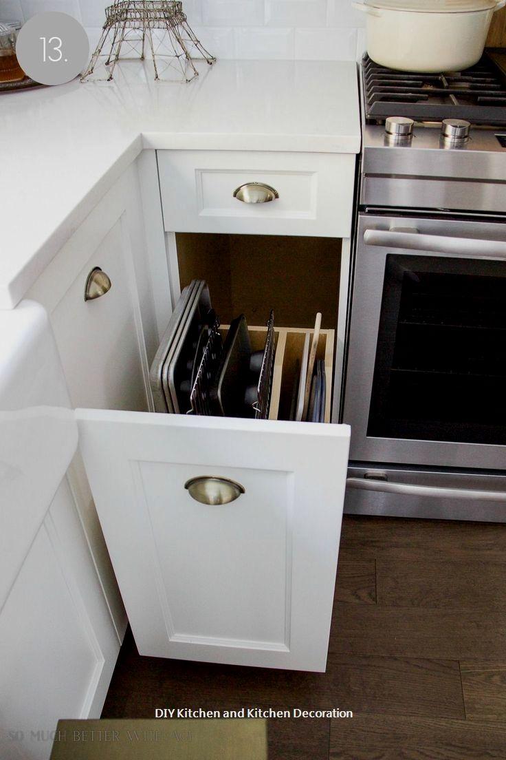 incredible kitchen drawer diys three layer drawers in