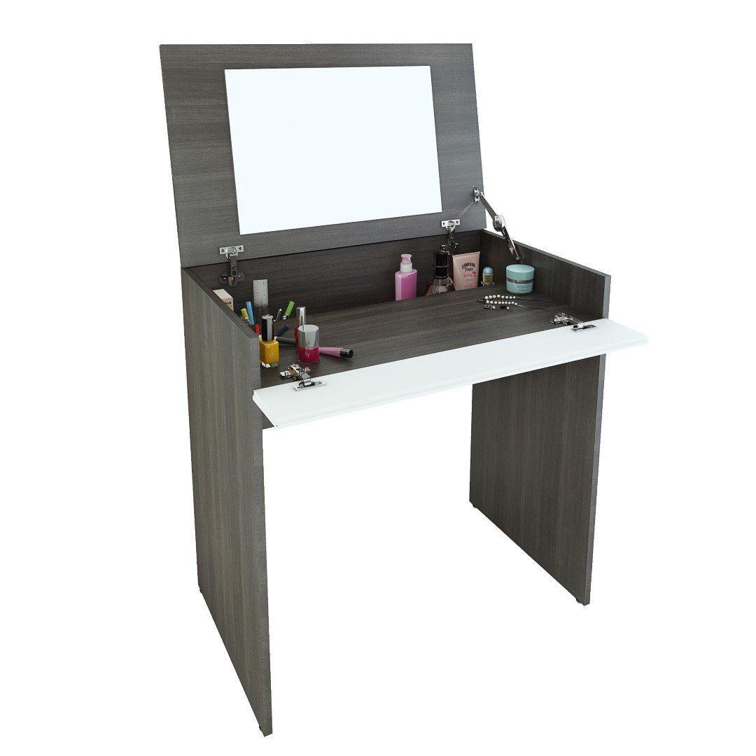 Best Amazon Com Nexera 221633 Allure Vanity Ebony And White 400 x 300