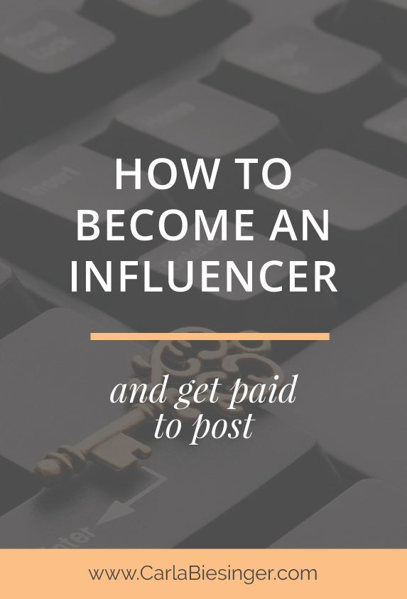 Influencer Marketing: An interview about monetizing your ...
