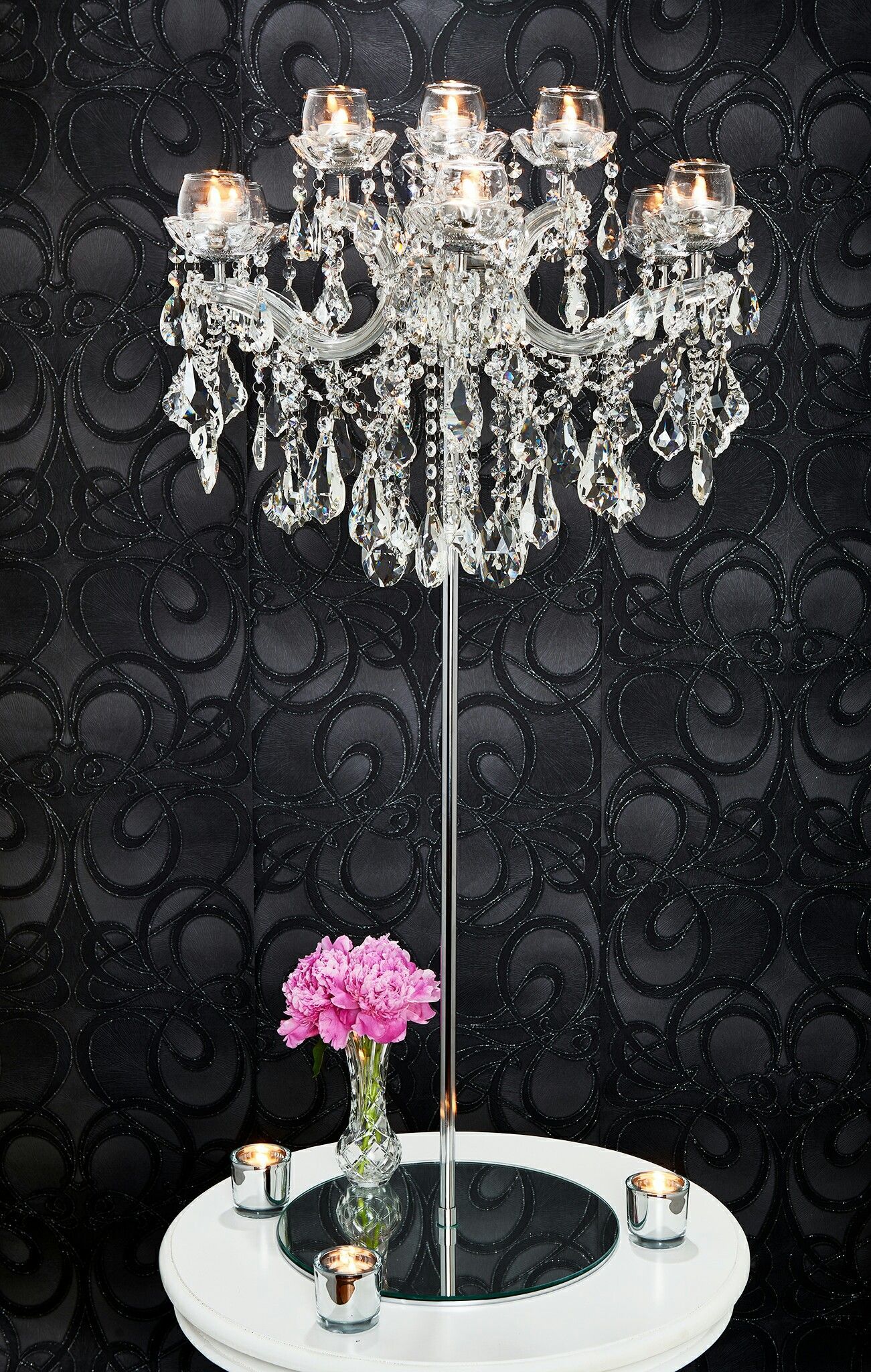 Luxury candelabras melbourne australia provided by chandelier luxury candelabras melbourne australia provided by chandelier hire they come in chrome arubaitofo Choice Image