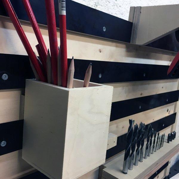 Wonderful Top 80 Besten Werkzeug Speicher Ideen U2013 Organisiert Garage Designs | French  Cleat