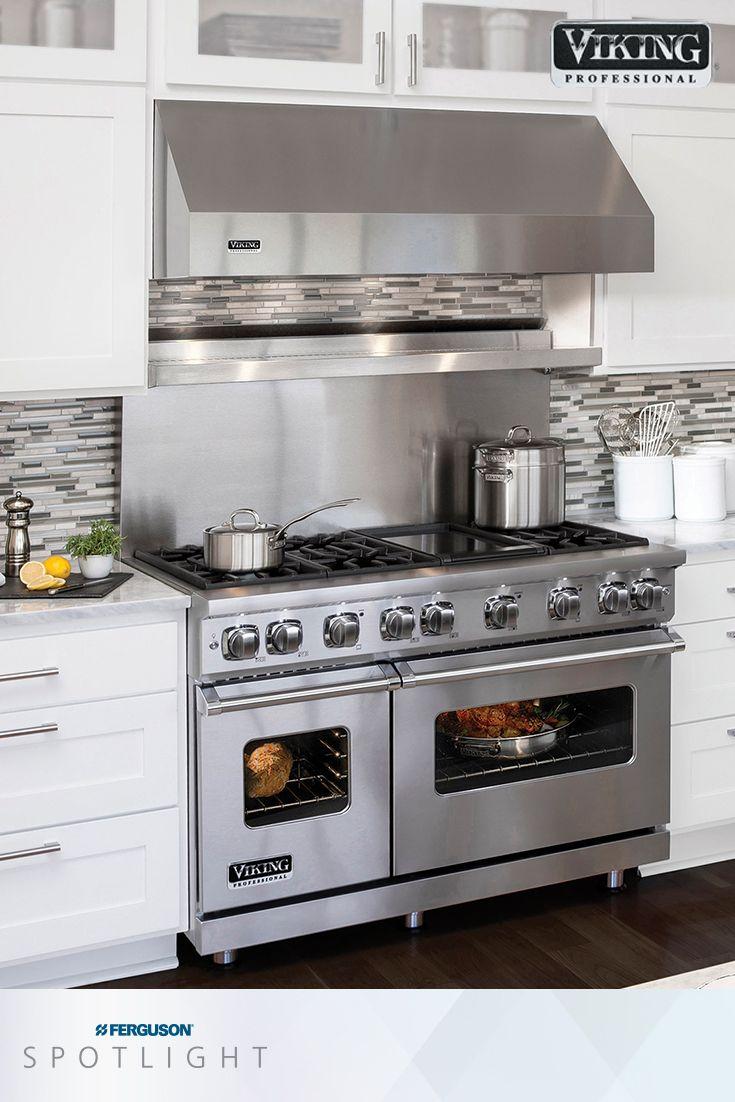 Viking Professional 7 Series Range At Shop Ferguson Com Viking Kitchen Kitchen Design Kitchen Appliances