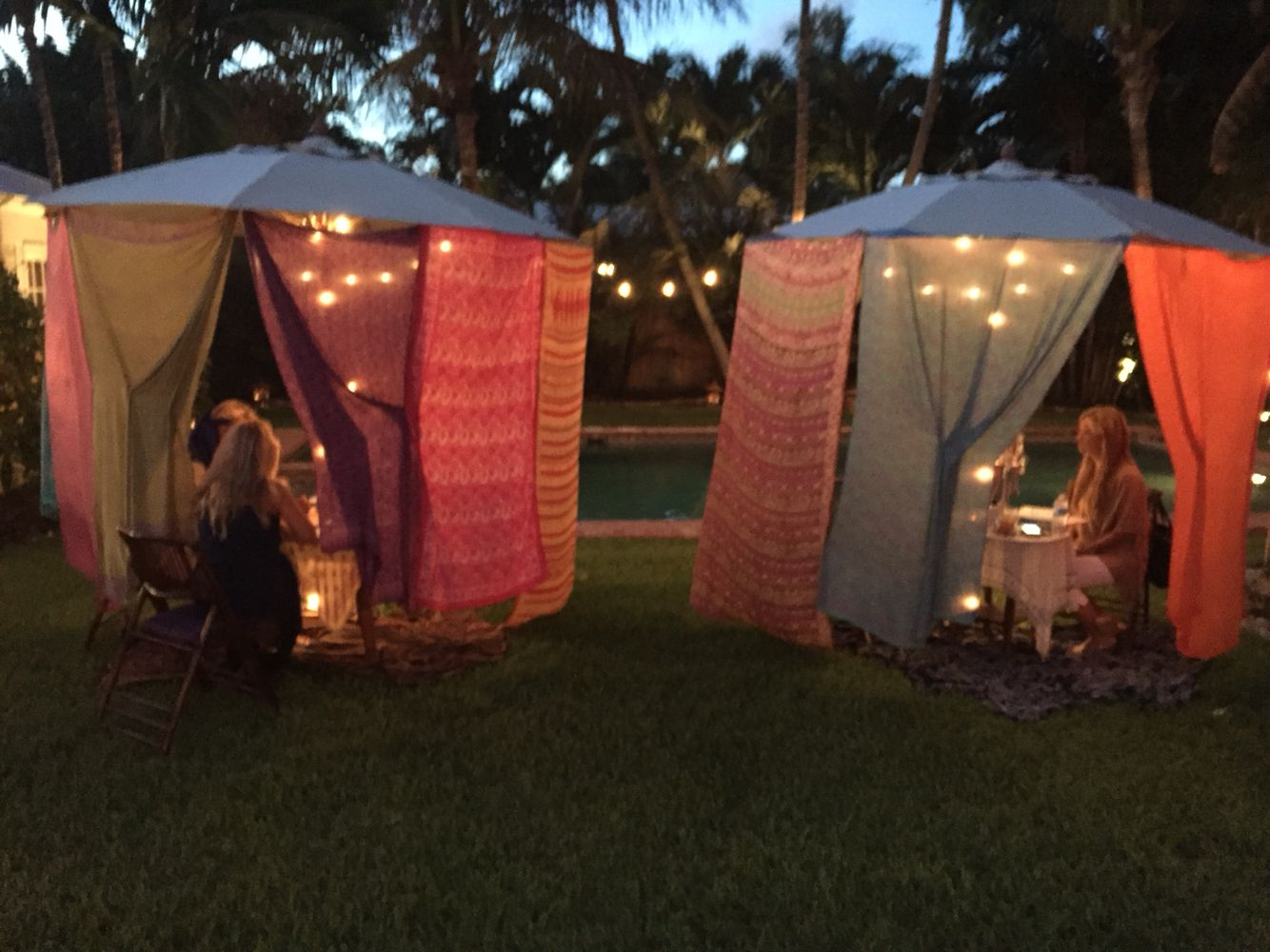 Psychic And Tarot Tents Birthday Party Ideas Tarot