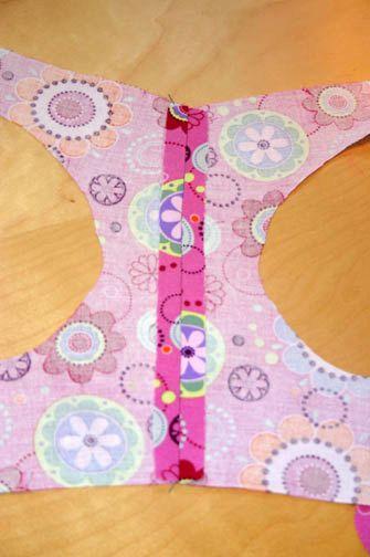Kimono Dog Harness Pattern Tutorial Dog Harness Dog Clothes