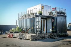 How a Shipping Container Could Be Your Next Apartment