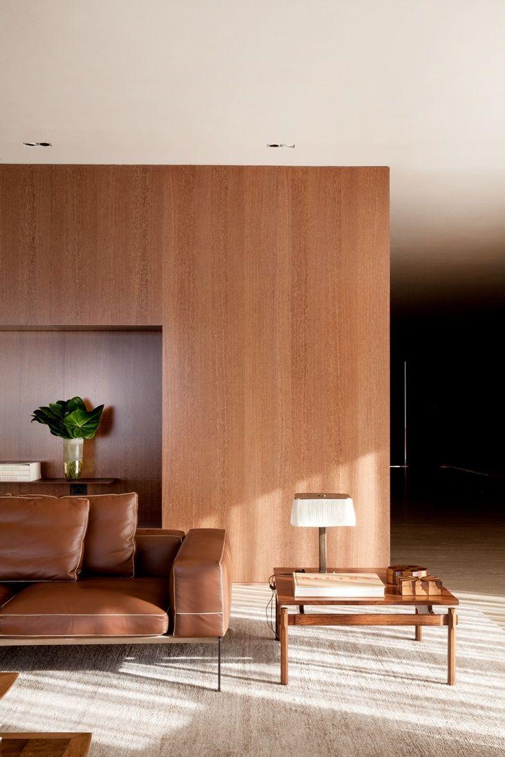 kogan furniture. Marcio Kogan Assina Penthouse Em São Paulo - Tempo Da Delicadeza Furniture R