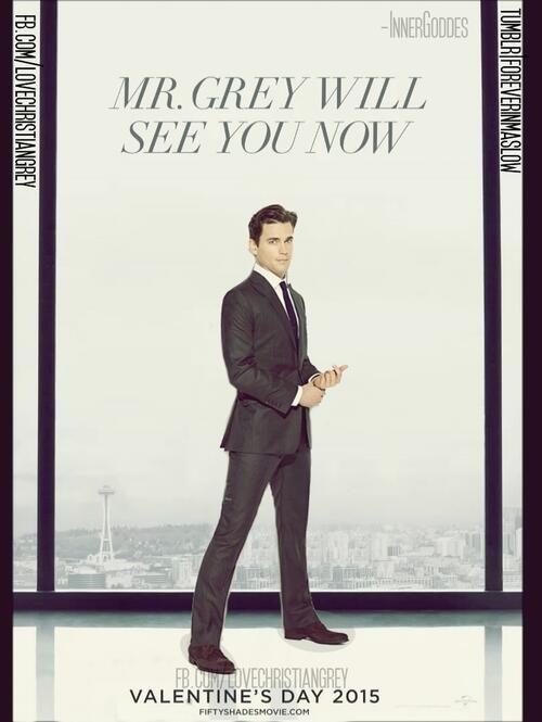 Sí @Rehgan Shively H se hubiera quedado con el rol de Grey así sería el poster que veríamos... *Suspira... cosas de la vida* pic.twitter.com/rCDvvfLe2u