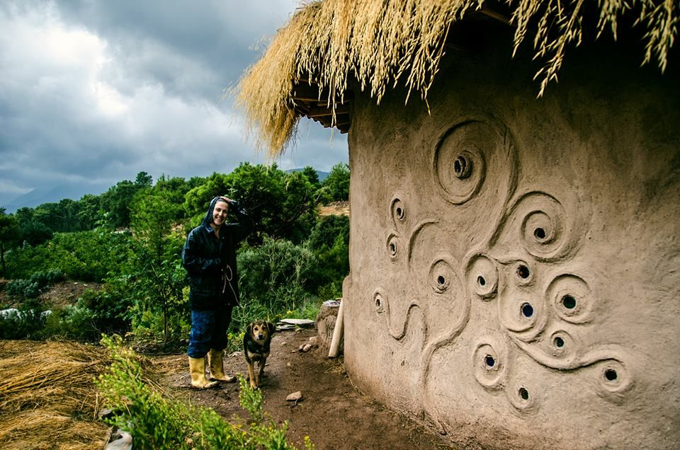 The very rough guide to building an earthbag house it took for Rough cost to build a house