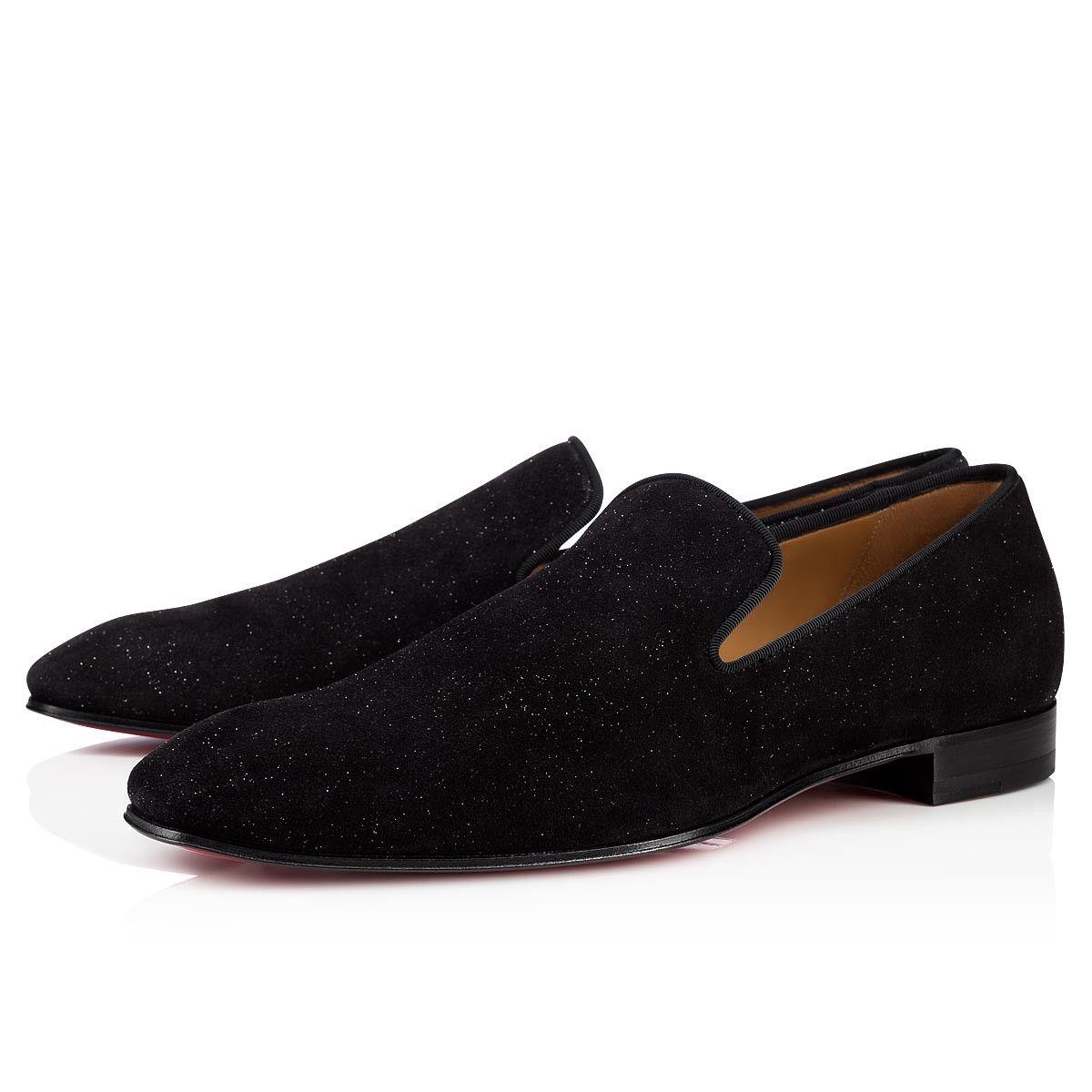 4431ee3b30 Dandelion Black Crosta Star - Men Shoes - Christian Louboutin | ch ...