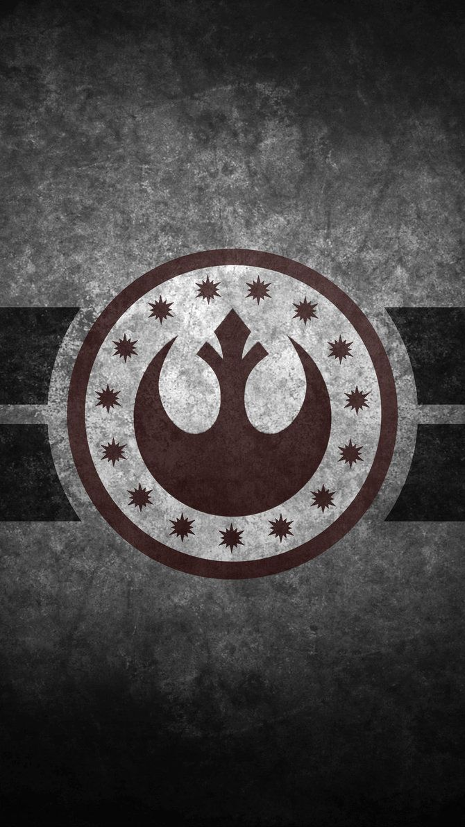 New Republic Cellphone Wallpaper Star Wars Art Star Wars Background Star Wars Wallpaper